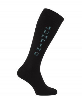 Bamboo Jumping riding socks