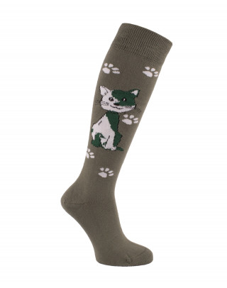 Cats riding socks 34/36
