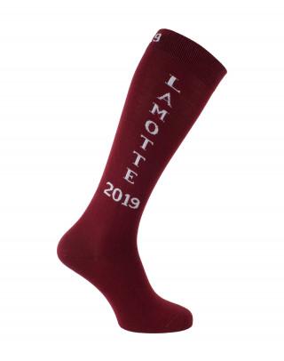 Chaussettes d'équitation Lamotte 2019