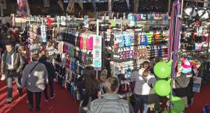 Stand salon du cheval 2015 KozySocks